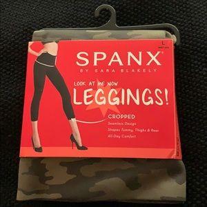 Spanx leggings - Camo